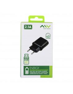 Myway transformador USB...