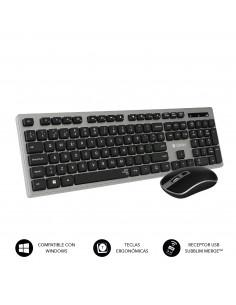 Subblim Ergo teclado...