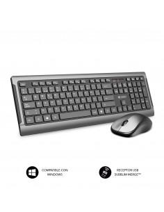 Subblim teclado fino y...