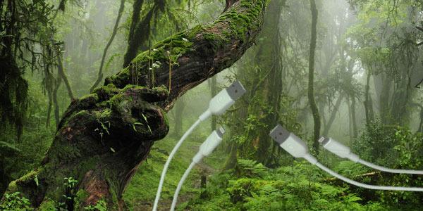 Cables de carga y datos muvit for change